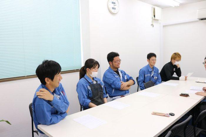 先輩社員座談会5
